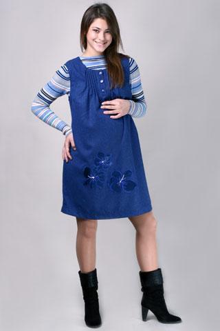модная одежда вязанная одежда для беременных